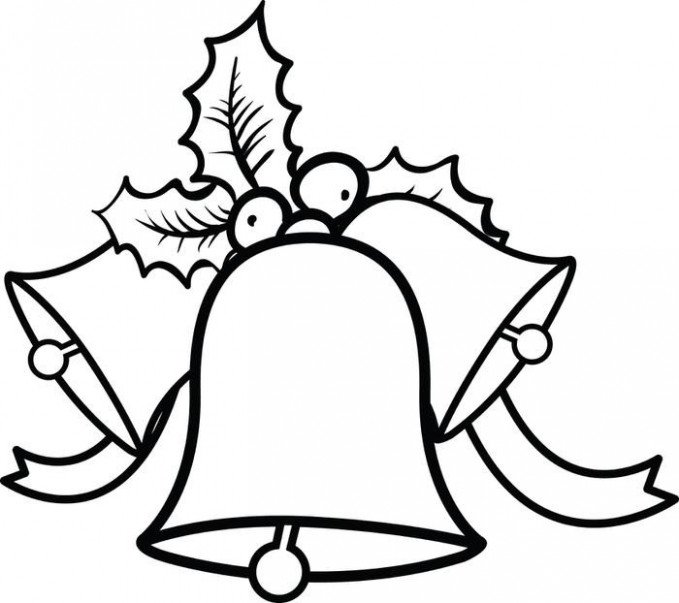 Christmas Bells Coloring Pages Free Luxury Click the Jingle Bells ..
