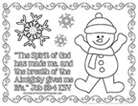 Christmas Bible Coloring Pages – The Crafty Classroom – Christmas Colouring Pages For Sunday School