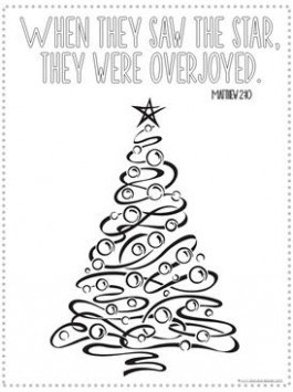Christmas Bible Verse Coloring Pages | Hand Lettering | Bible verse ...