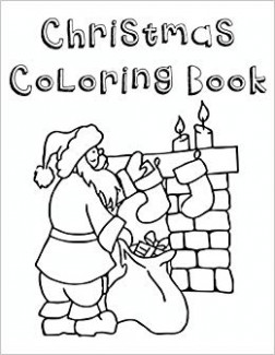 Christmas Coloring Book: For Kids & Toddlers (Children Ages 19-19 ...