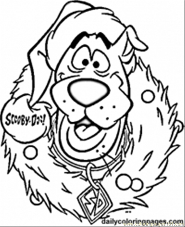 Christmas Coloring Book Pages - Coloring Home - Christmas In July Coloring Book