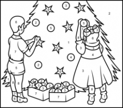Christmas Coloring Online – Christmas Coloring Games Online