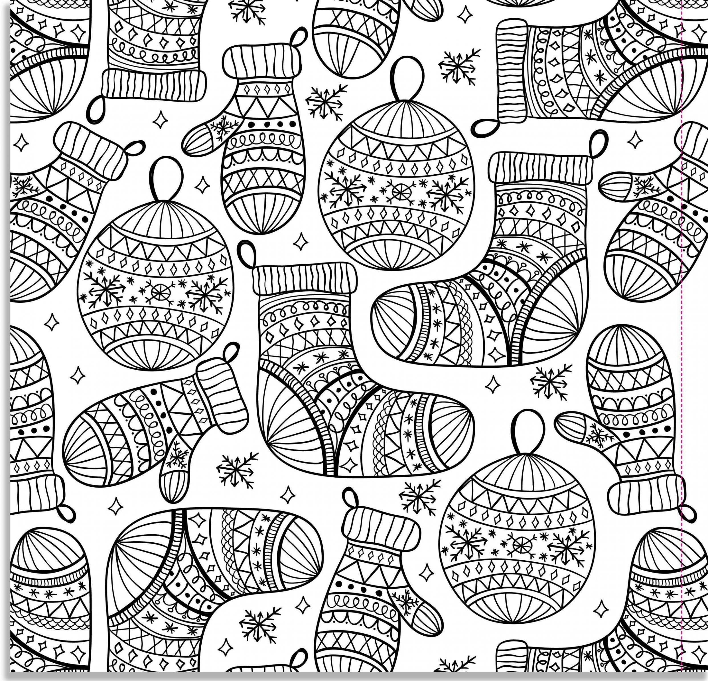 christmas coloring page colouring coloring pages pics to color ...