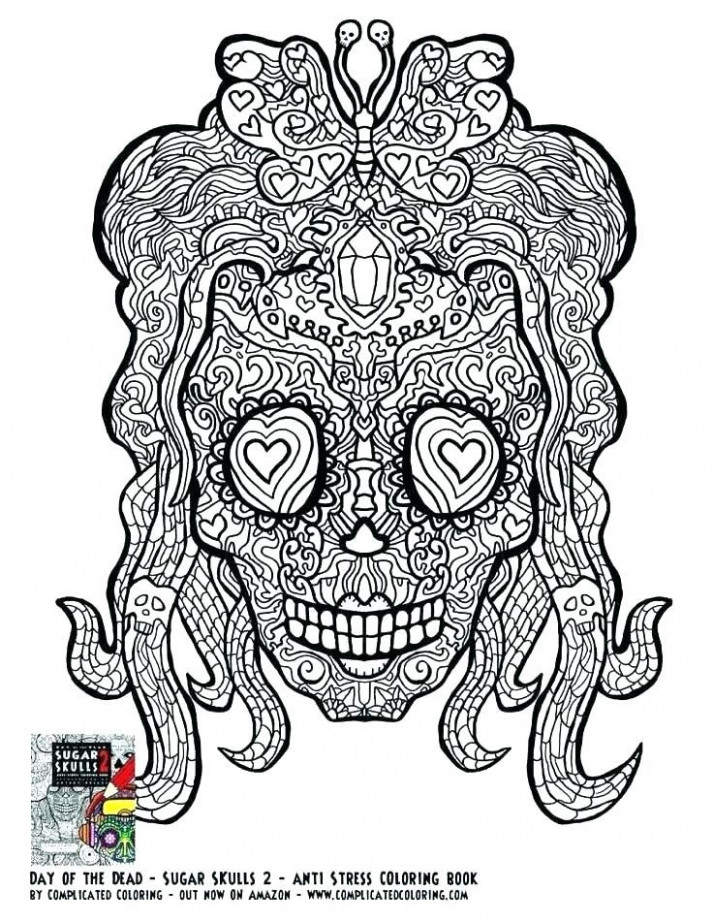 christmas coloring page printable hard coloring pages difficult ...