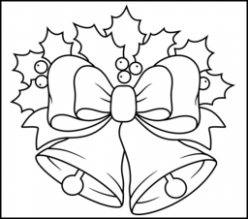 Christmas Coloring Pages – Christmas Colouring Pages Bells