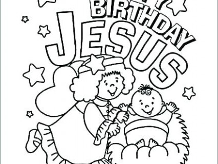 Christmas Coloring Pages For Preschoolers Printable Printable ...