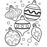 Christmas Coloring Pages, Free Christmas Coloring Pages for Kids – Printable Christmas Coloring Pages