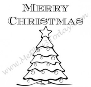 Christmas Coloring Pages – Free Printable Greeting Cards – Me Plus 19 ..