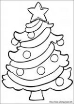Christmas coloring pages on Coloring-Book