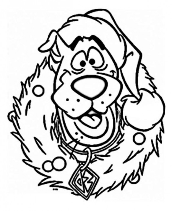 Christmas Coloring Pages Printable   Free download best Christmas ..