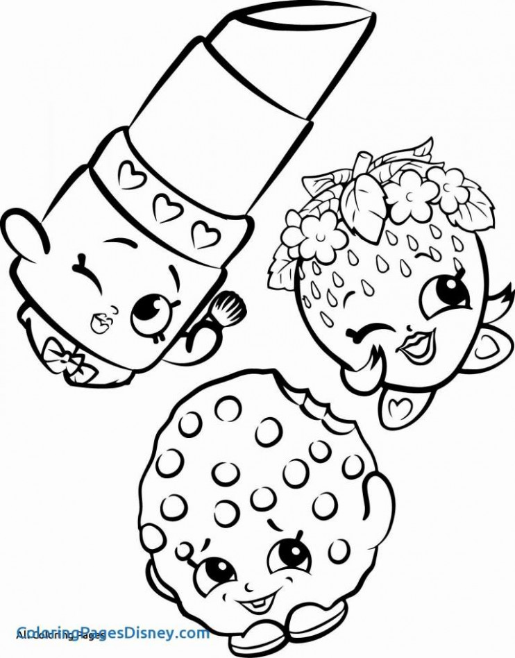 Christmas Coloring Pages Shopkins – creativeinfotech
