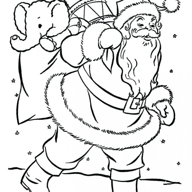 Christmas Coloring Pages Snowman 16 Free Printable Coloring Pages ..