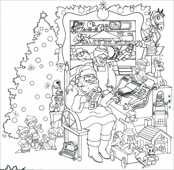 Christmas Coloring Sheets For Kids Related Post Free Printable ...
