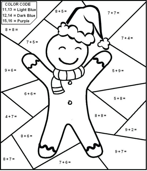 christmas coloring worksheets for first grade – alellajove.info