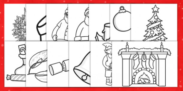 Christmas Colouring Pages – australia, christmas, colouring – Christmas Coloring Pages Australia