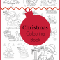 Christmas Colouring Pages   kiddos   Pinterest   Christmas coloring ...
