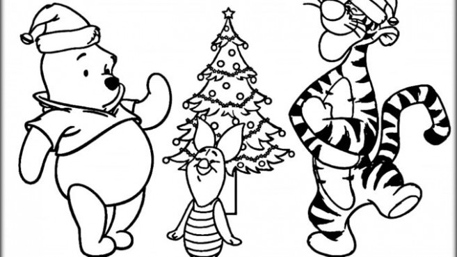 Christmas Colouring Pages Printable Free For Adults | Online ..