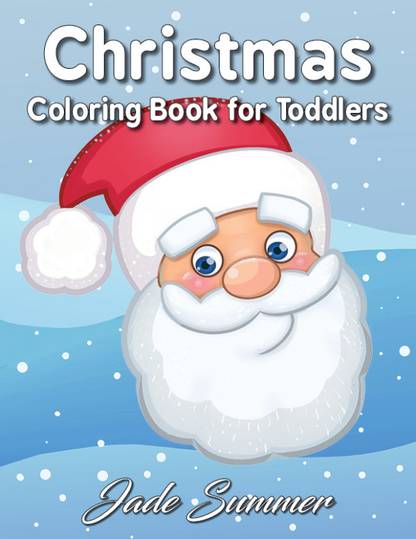 Christmas Colroing Book for Toddlers | Christmas Coloring Pages for Kids - Christmas Coloring Toddlers