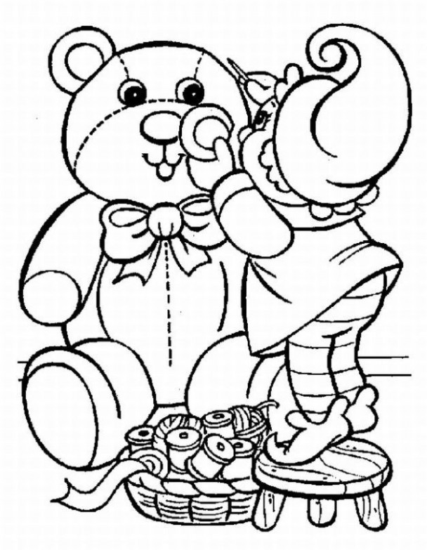 Christmas In July Activities | printable kids coloring pages for ..