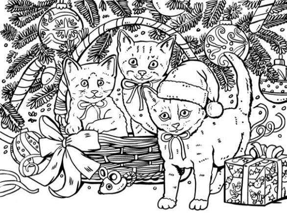 Christmas In July Coloring Book – creativeinfotech