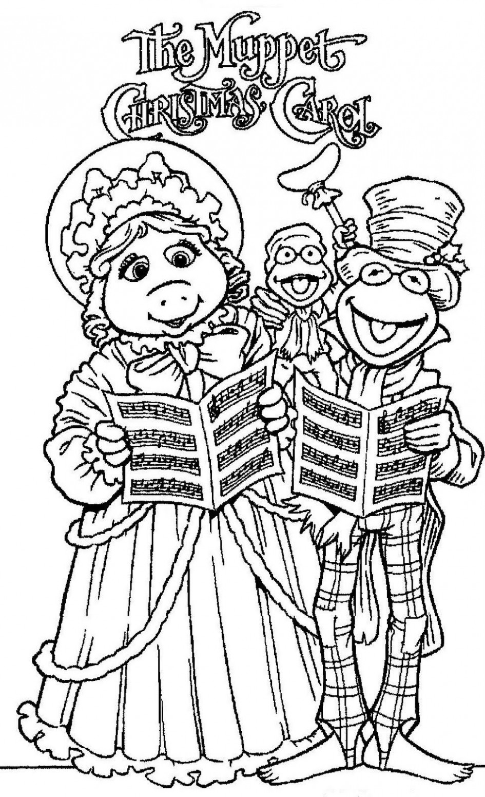 christmas movie coloring pages – Google Search | Christmas Music ..