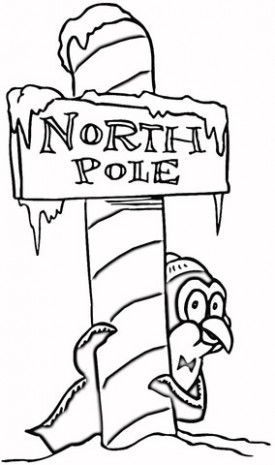 Christmas North Pole coloring page | Free Printable Coloring Pages – Christmas Coloring Pages North Pole