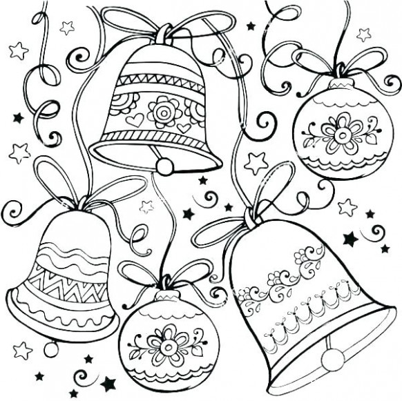 Christmas Ornaments Coloring Page Ornaments Coloring Page Ornament ..