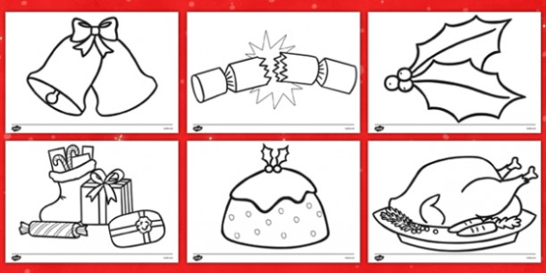 Christmas Themed Colouring Sheets - christmas, colouring - Christmas Colouring Pages Baubles