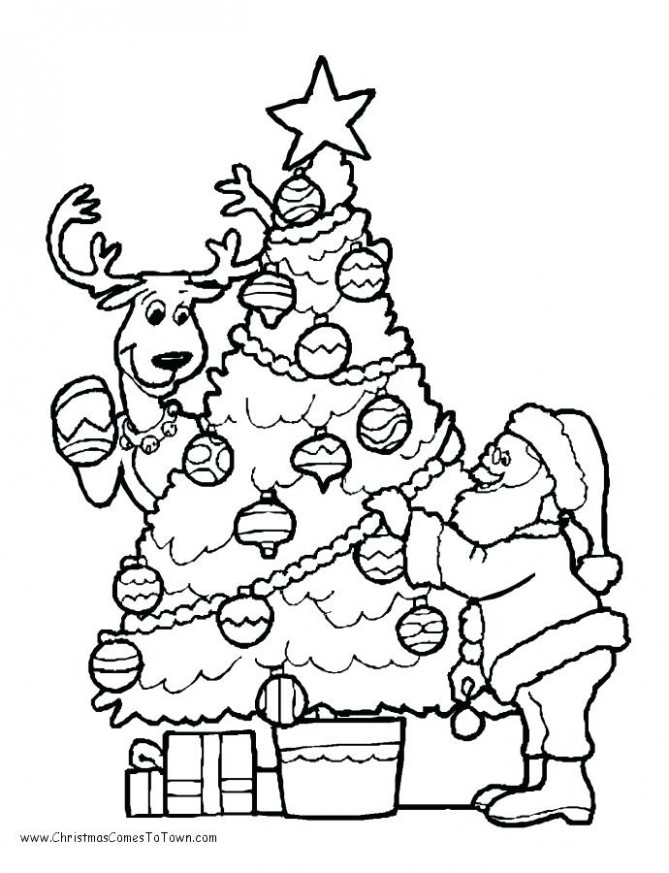Christmas Tree Coloring Sheet Crayola Coloring Pages Coloring Pages ..