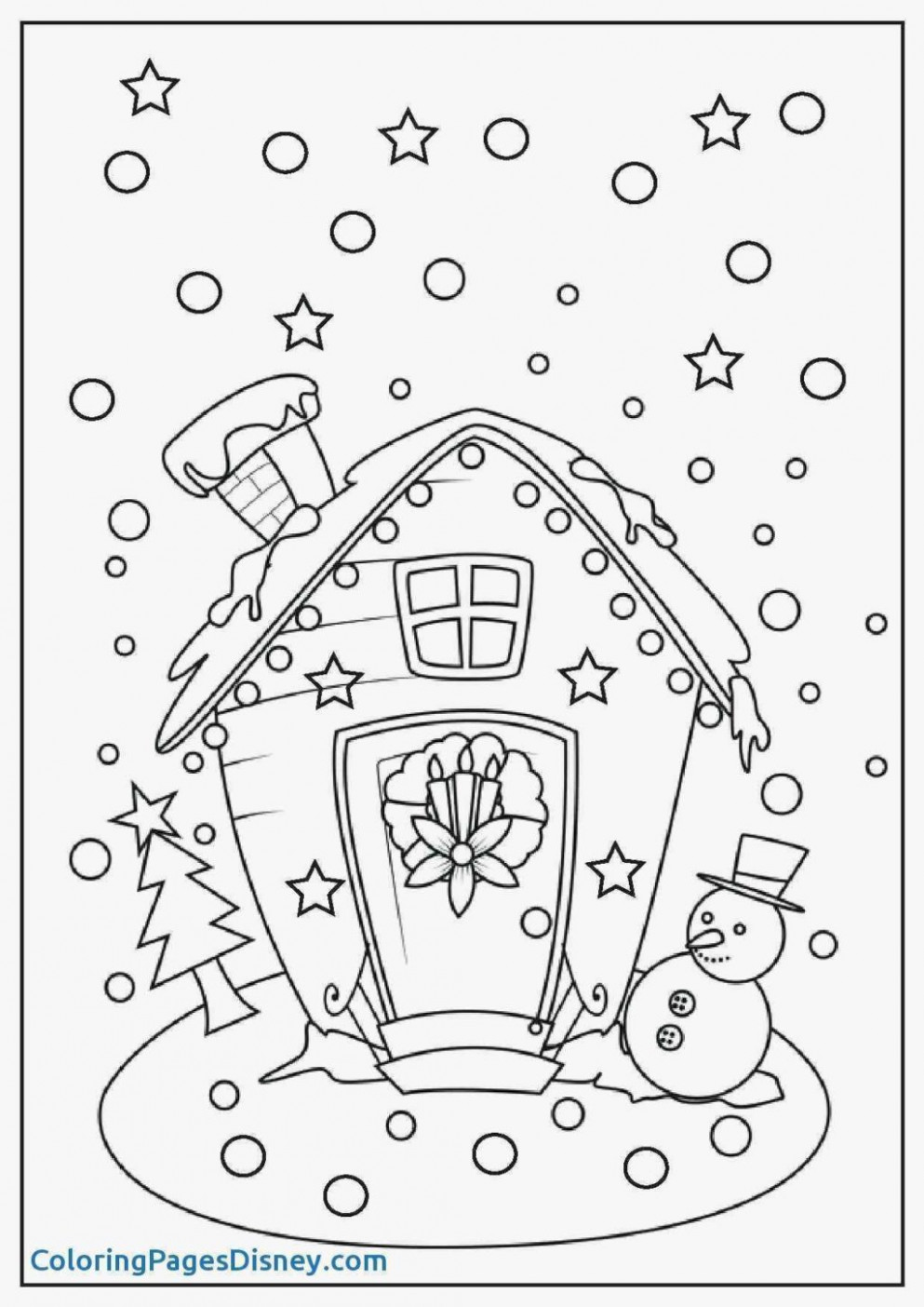 Coloring Book World ~ Coloring Book World Free Christmas Wreath ..