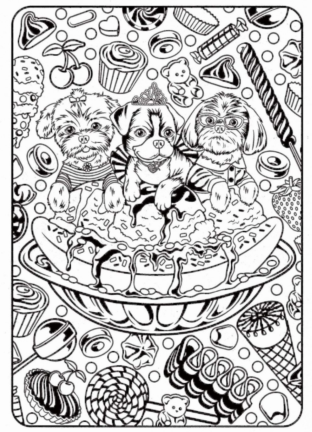 Coloring Book World ~ Merry Christmas Coloring Pages Pdf With New ..