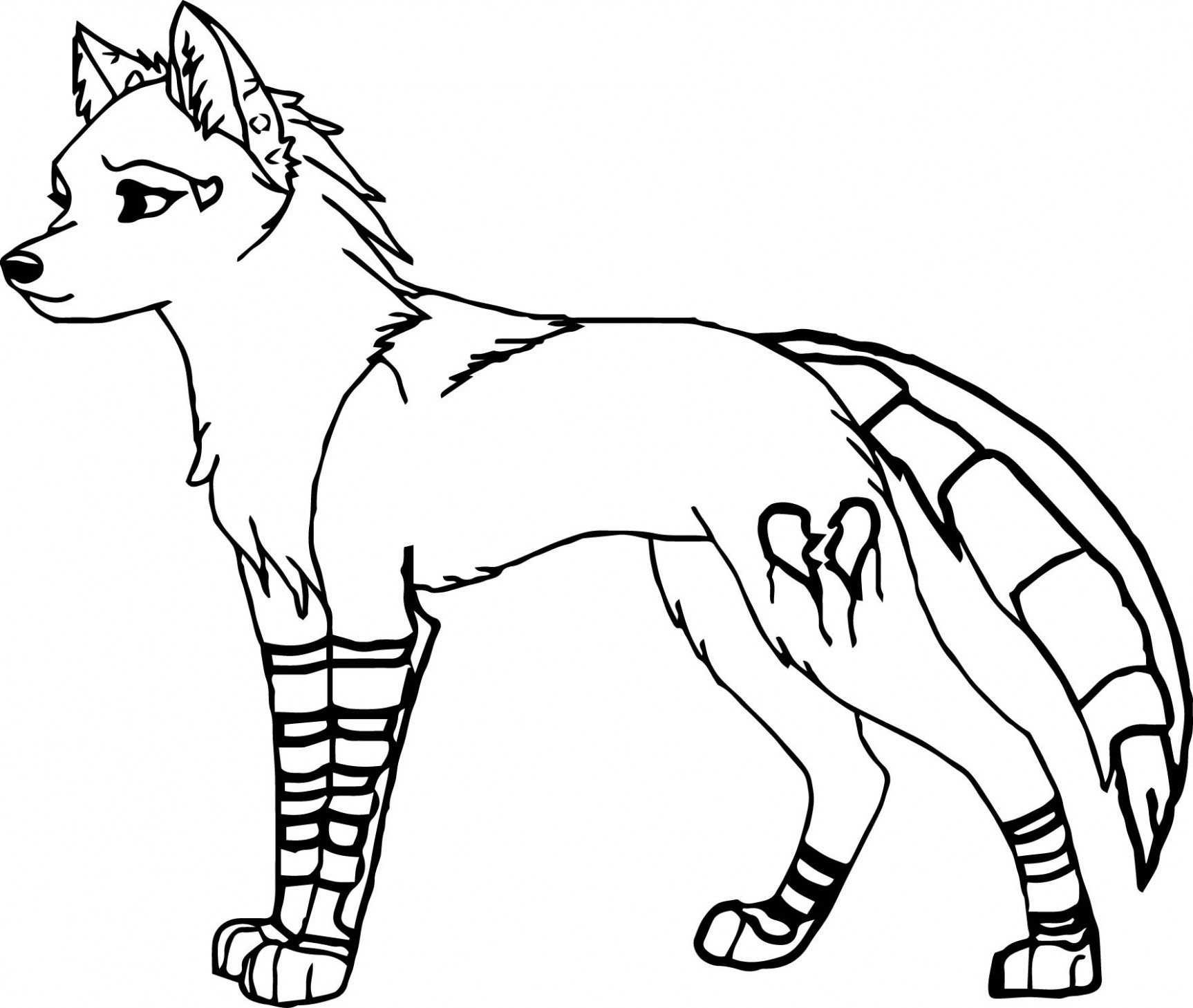 Coloring Ideas : Astonishing Wolf Coloring Pages For Kids Peter And ..