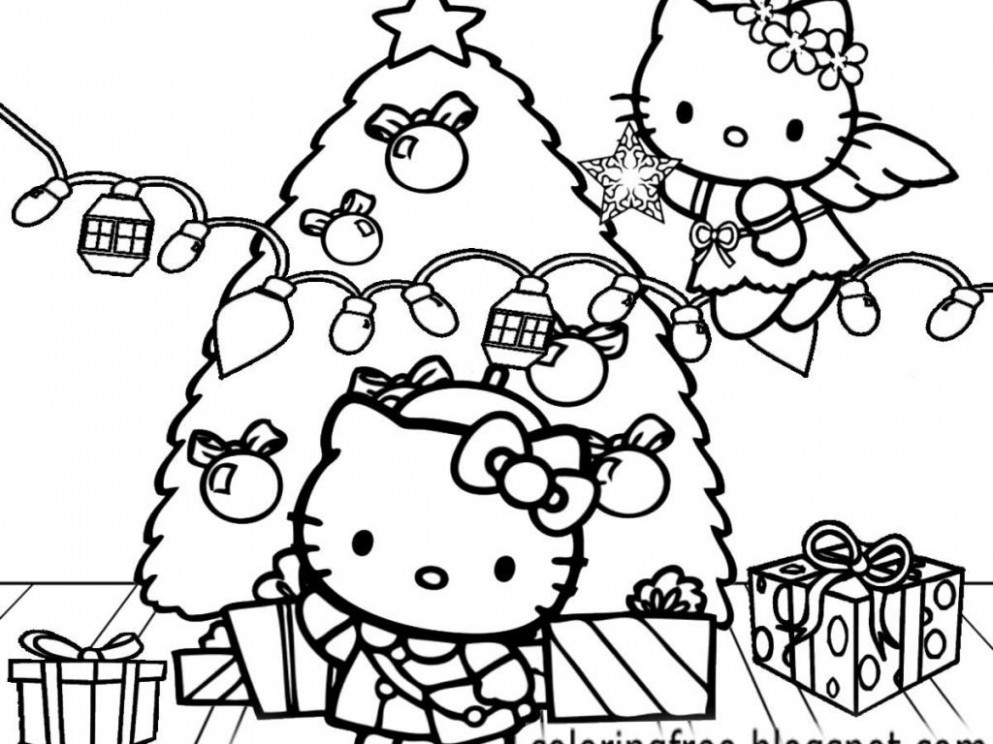 Coloring Ideas : Extraordinary Hello Kitty Coloring Sheets Image ...