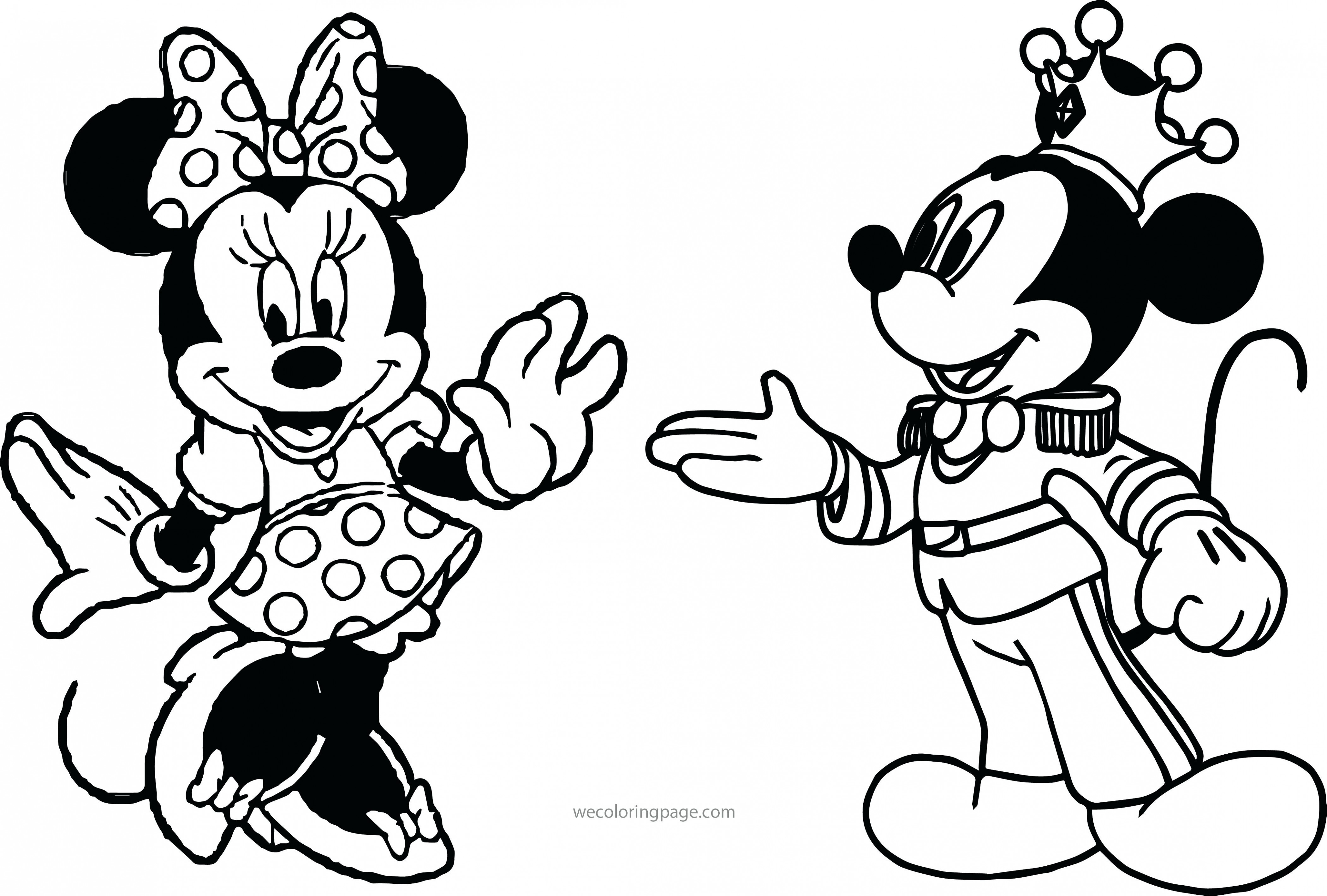 Coloring Ideas : Mickey Mouse Christmas Coloring Pages Free Print ..