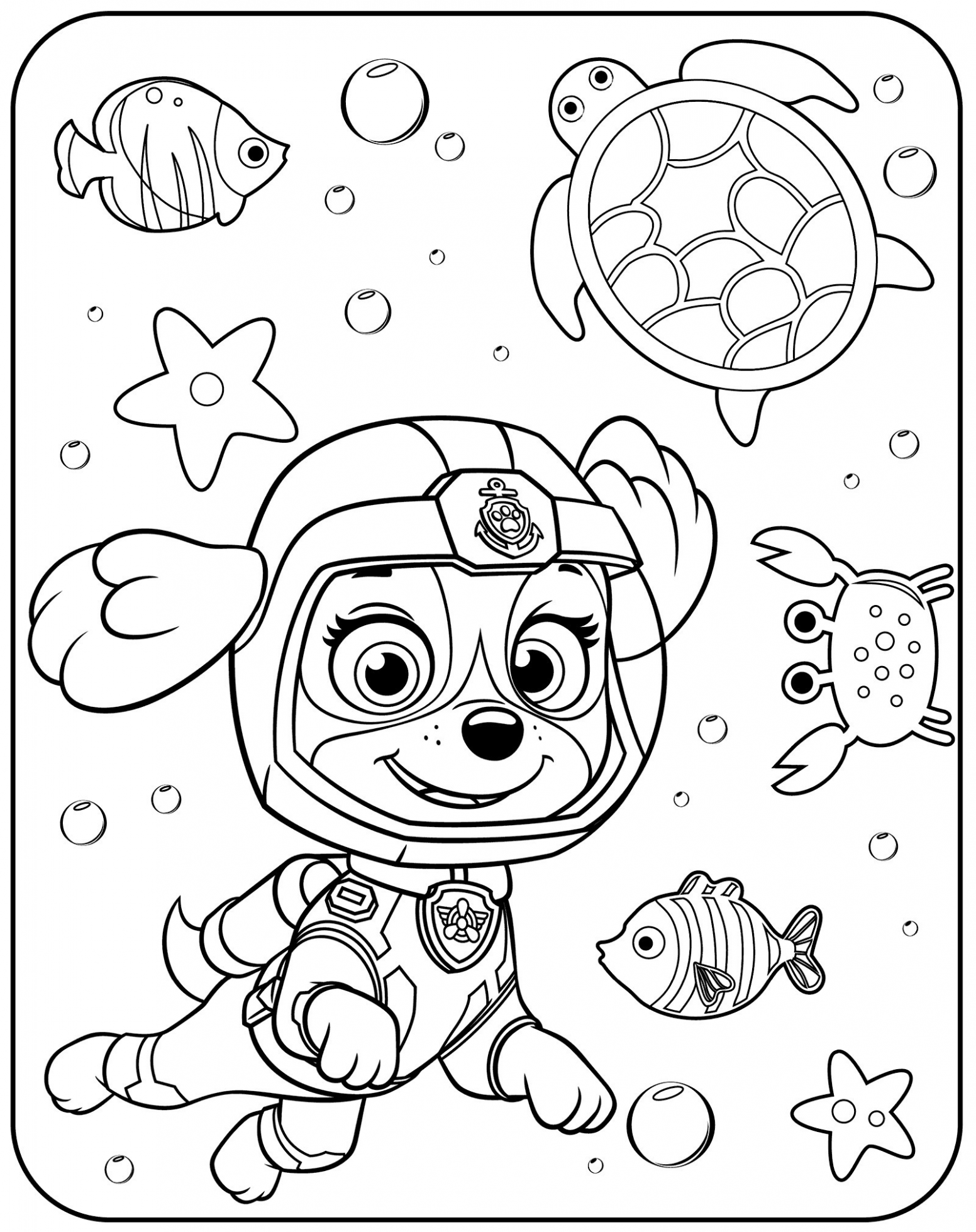 Coloring Ideas : Paw Patrol Games Online Free Printables Party City ...