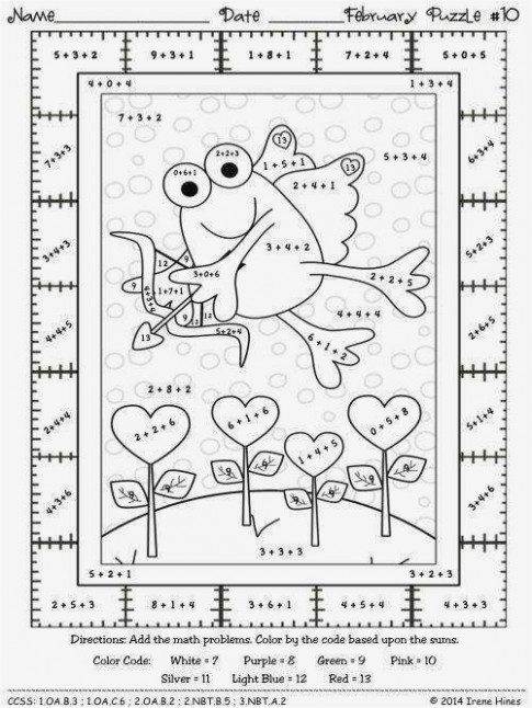 coloring pages: Christmas Color By Numbers 17 New Color By Number ..