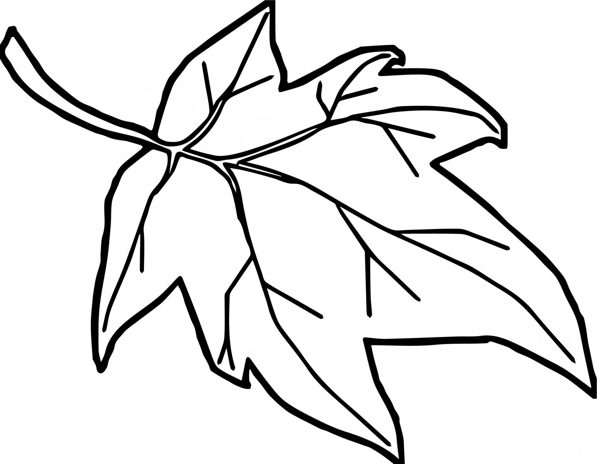 Coloring Pages: Coloring Books Autumn Maple Free Printable Preschool ...