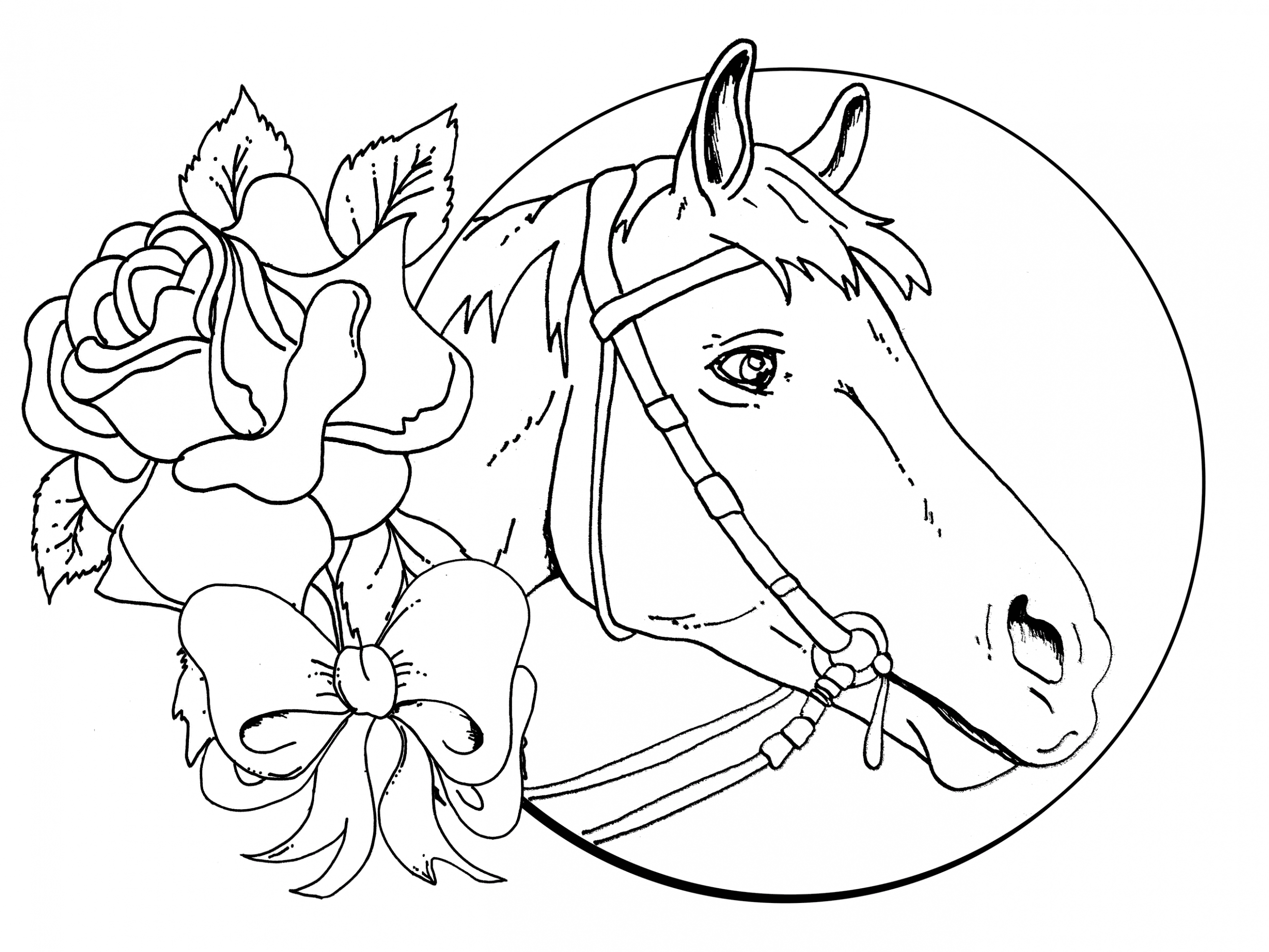 Coloring Pages for Girls – Dr