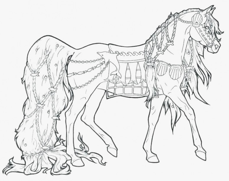 coloring pages: Horse Pictures To Print 15 Christmas Coloring Pages ..