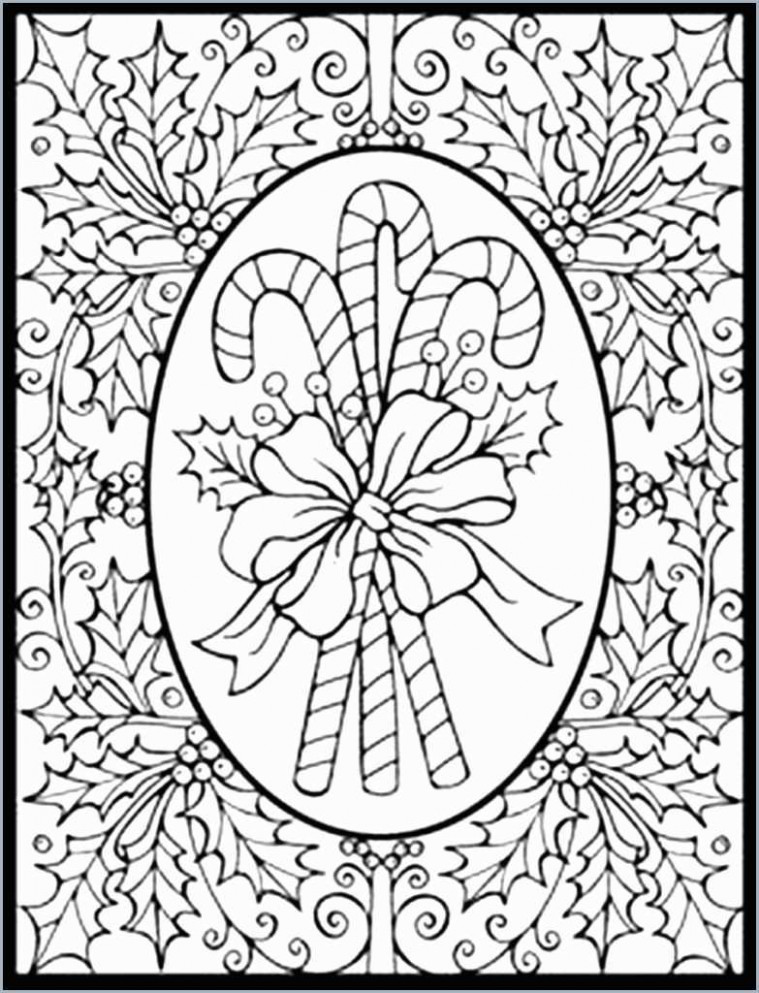 Coloring Pages Ideas: Christmas Coloring Pages Pdf Printable For ..
