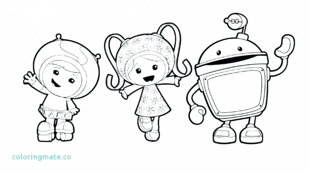 Coloring Pages Team Best Bot Umizoomi Christmas Page P – precent.info