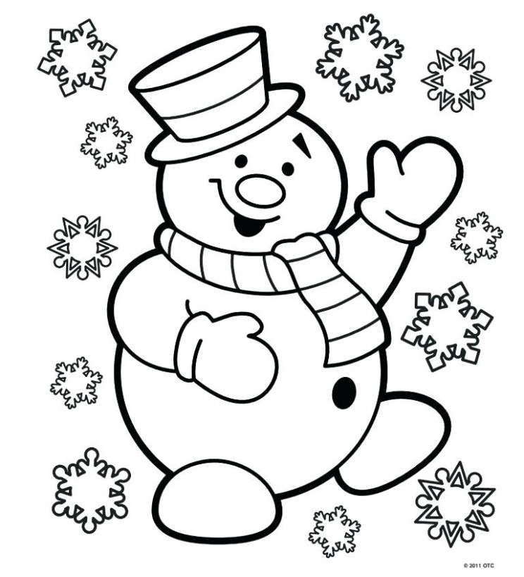 Coloring Sheets Christmas Pics Of Coloring Pages Coloring Book Pages ..