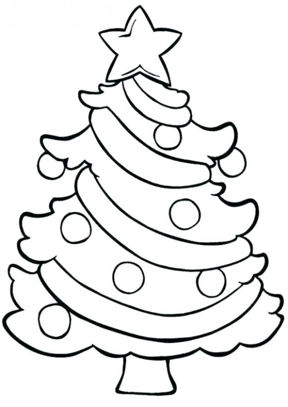 Colouring Pages On Christmas Colouring Pages Christmas Decorations ..