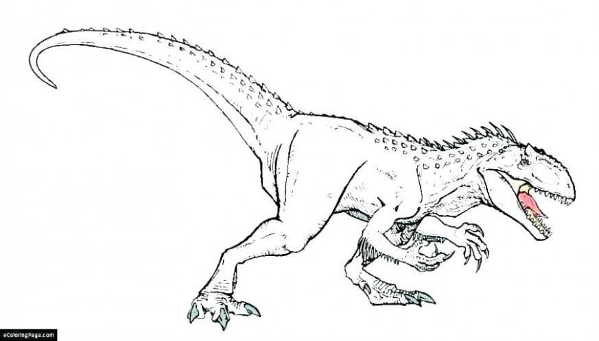 dinosaur coloring pages for preschoolers – sosteachers