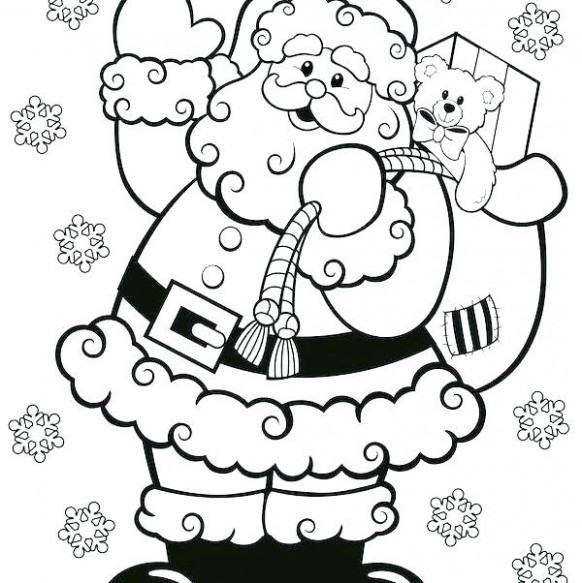 Disney Christmas Coloring Pages Free Free Printable Colouring Pages ..
