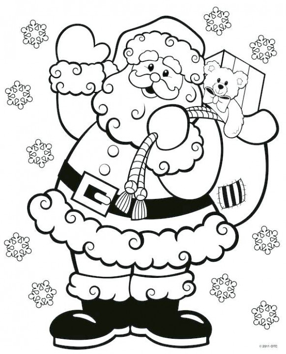 Eeyore Christmas Coloring Pages Concept Of Free Printable Winter For ..