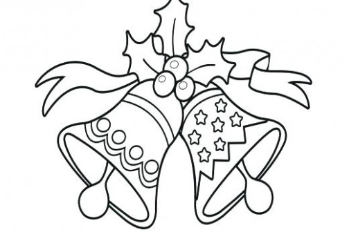 explore more christmas coloring pages bells christmas coloring pages ..