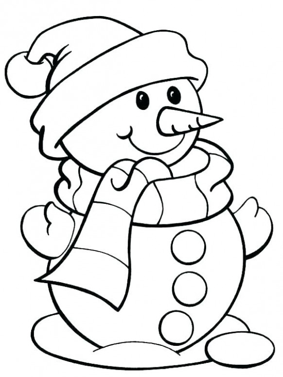 Fall Coloring Pages Printable Free Simple Colouring Pages For ...