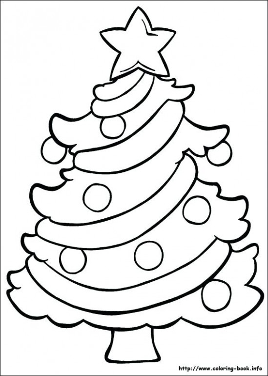 Free Christmas Coloring Pages For Preschoolers Free Worksheets ...