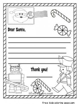 free christmas list coloring pages with best page o17 wish 17 ..